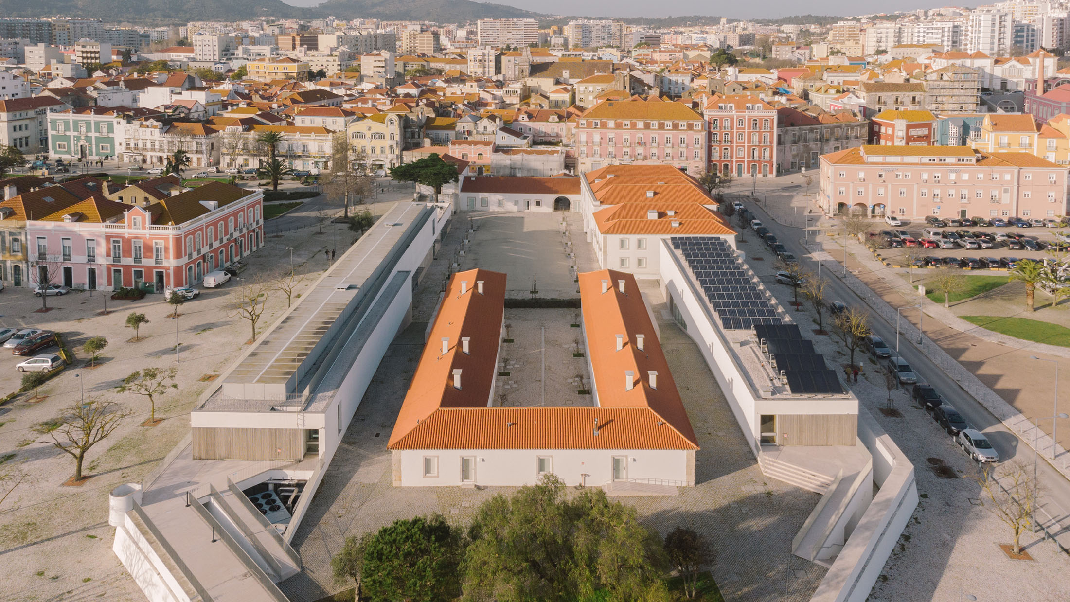 escola hotelaria vista cidade setúbal